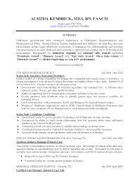 resume sample skilled nursing facility sample resume for entry