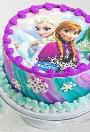 25 elsa birthday cake ideas frozen themed