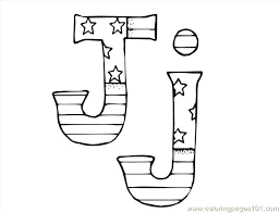 letter j coloring page u2013 corresponsables co