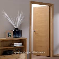 oak veneer door wood door design veneer wooden flush doors buy