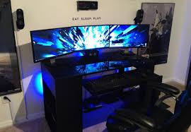 gaming setup luxury dreams pinterest gaming