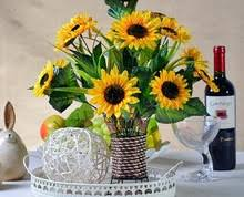 sunflower centerpieces popular sunflower centerpiece buy cheap sunflower centerpiece lots