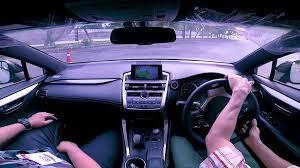 lexus thailand nx lexus nx300h f sport test drive in bangkok youtube