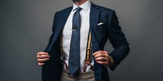 Comfortable Suspenders Articles Of Style Custom Bespoke Menswear Made In America