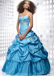 robe de mariã e bleue robe de mariée princesse bustier sans traîne