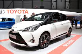 toyota yaris toyota yaris grmn hatch joins facelift and wrc race car in