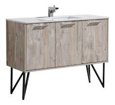Modern Bathroom Vanity Sets by Aquamoon Canyon 48