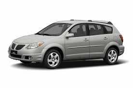 2005 pontiac vibe new car test drive