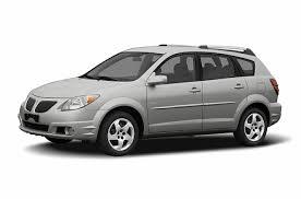 2005 pontiac vibe new car test drive
