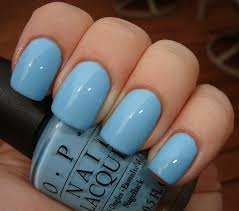 opi light blue nail polish what s with the cattitude by opi another one of my favorites