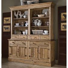 Buffet With Hutch Furniture Homecoming Buffet W Hutch Vintage Pine Kincaid Furniture