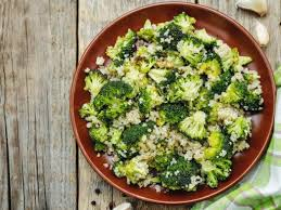 cuisine l馮鑽e marmiton quinoa au brocoli recipe quinoa parmesan and food