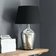 large black table lamps table lamp cove by the black and chrome