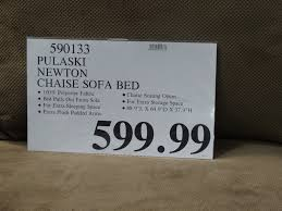 newton chaise sofa bed costco newton chaise sofa costco phenomenal sleeper picture inspirations