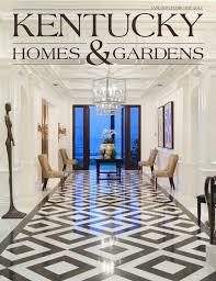 Home Legend Piano Finish Laminate Flooring Kentucky Homes U0026 Gardens Janfeb 2017 By Kentucky Homes U0026 Gardens