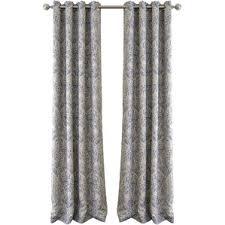 Black And Cream Damask Curtains Curtains U0026 Drapes You U0027ll Love Wayfair