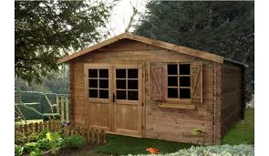 abris de jardin madeira abri de jardin en bois traité 13 99 m 28 mm d épaisseur madeira