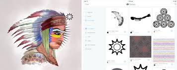 express yourself anywhere with adobe photoshop sketch adobe