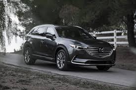 mazda car new model 2018 mazda cx 8 looks painfully predictable in leaked brochure
