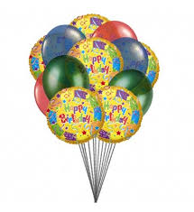birthday balloon delivery same day 12 best birthday balloons delivery images on balloon