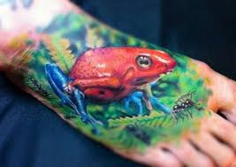 40 frog tattoos with their unique meanings tattoos win
