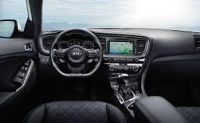 2011 Kia Optima Interior 2015 Kia Optima U0026 2014 Kia Optima Model Comparison Burlington Kia