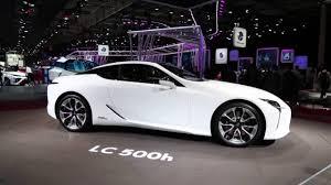lexus lc500h price uk lexus lc 500h design automototv youtube
