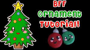 bff ornament diy spells kawaii