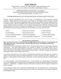 Sample Cover Letter For Nursing Resume by Cover Letter Med Surg Nurse Resume Med Surg Nurse Resume Example