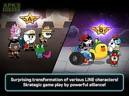 line apk line rangers for android free at apk here store apkhere