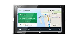 android compatible wireless android auto arriving in 2018 jvc kenwood bringing