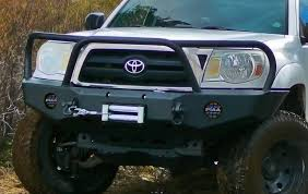 for toyota toyota tacoma front bumpers expedition one