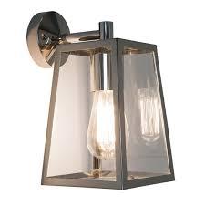 outdoor wall lantern lights calvi wall lantern polished nickel lighting direct