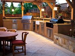 the real costs of building an outdoor kitchen