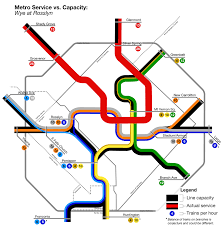 Silver Line Metro Map Metro U0027s Stuffed Full At Rosslyn What Can Be Done U2013 Greater