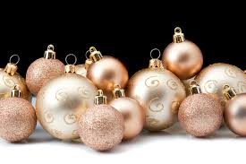 photo of assorted gold baubles free images