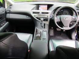 lexus rx 450h uk prices used lexus rx 450h suv 3 5 advance station wagon cvt 4wd 5dr