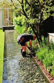 best 25 backyard stream ideas on pinterest moss garden garden