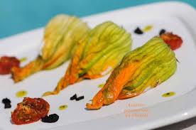 cuisiner de la courgette fleurs de courgettes farcies à la ricotta
