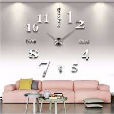 online buy wholesale clock wall decor from china clock wall decor