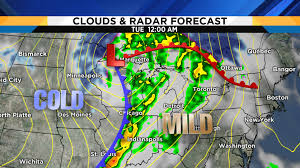Indianapolis Radar Map Metro Detroit Forecast Big Weather Changes Are Knocking On