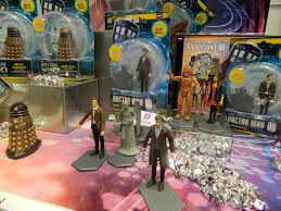 fair 2014 new doctor who toys
