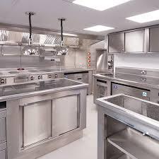 cuisine industrielle inox étude réalisation montage de cuisine professionnelle en inox suisse