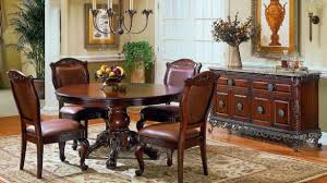 Traditional Dining Room Furniture Sets Traditional Dining Room Chairs Attractive Sets 20 Intended