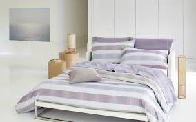 bedroom sweet floral patterned bed sheets combined with glossy