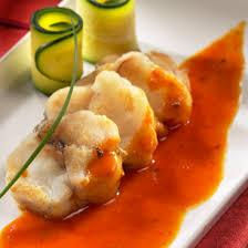 lotte al armoricaine recette cuisine lotte à l armoricaine e leclerc blagnac