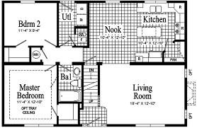 cape house floor plans floor plan enlarge house plans 11011