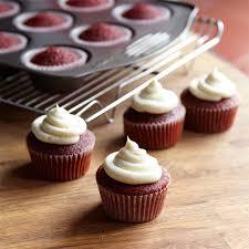red velvet cupcakes recipe kitchenbowl