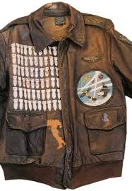 wwii war paint how bomber jacket art emboldened our boys