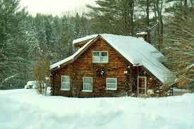five quaint cabins in new england to rent this winter